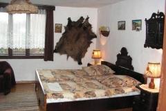 Chata Gburska -sypialnia parter