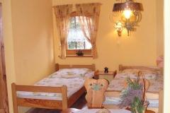 Dom Kaszubski - sypialnia