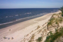 Dymnica plaża