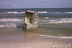 Plaża Stilo - stara latarnia